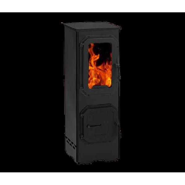 Печь-камин Wamsler Colorado 5 kW, черная