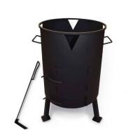 Печь под казан с поддувом Ø 498 мм