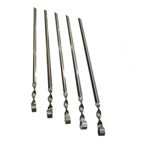 Шампур металлический ( 550х10х1 мм)