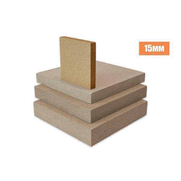 Плита вермикулитовая ПВН-О-700 1000х600х15