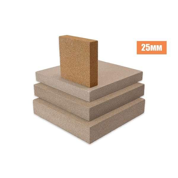 Плита вермикулитовая ПВН-О-700 1000х600х25