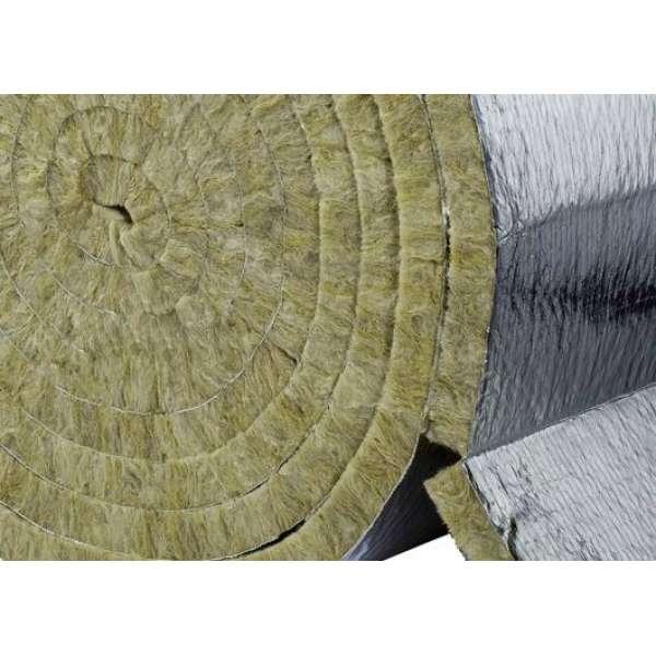 Мат из базальтового волокна с алюминиевой фольгой Парок