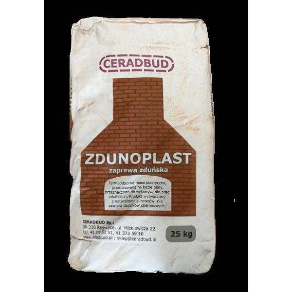 Печная термостойкая смесь Zdunoplast