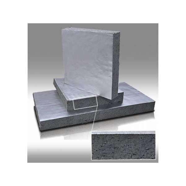 Плита базальтовая ПЖТЗ-1 19 мм (фольгированная)
