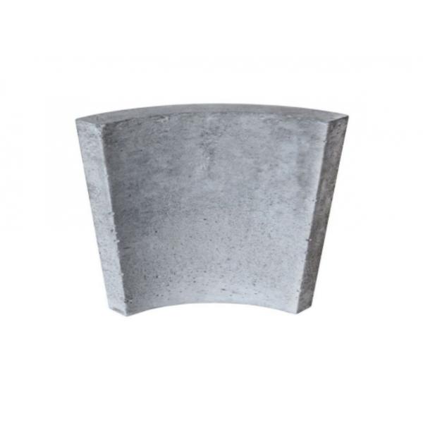 Радиусная плита для камина SUPERTERMIK 700 (1/8 круга)