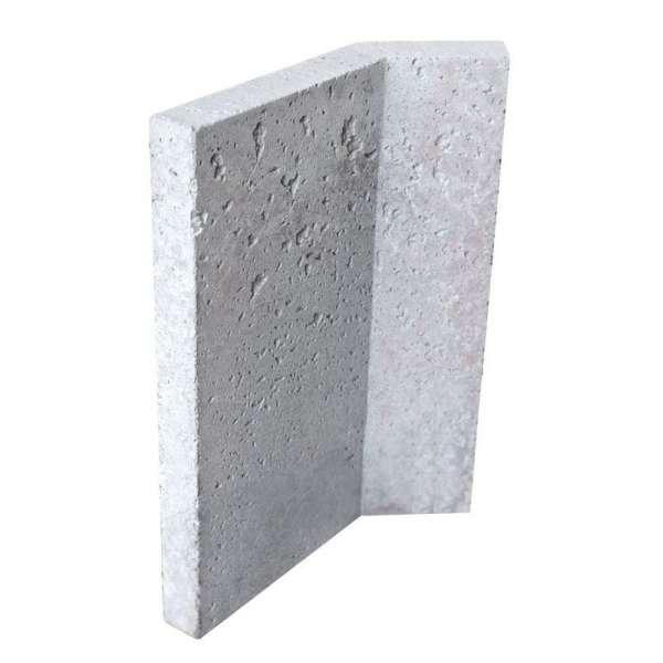 Теплоемкая угловая плита для камина SUPERTERMIK 700 (угол 135°)