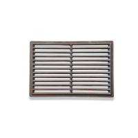 Решетка-гриль чугунная (515х322 мм)