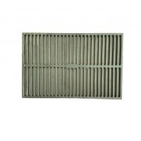Решетка-гриль BDK чугунная (590х390 мм)