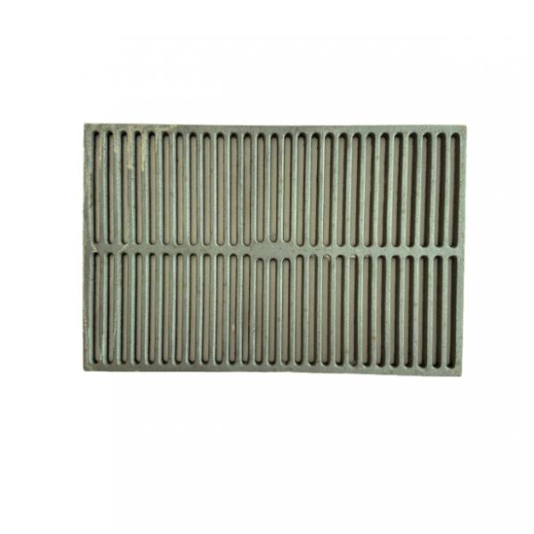 Чугунная решетка-гриль для мангала (590х390 мм) BDK