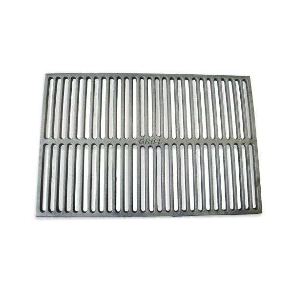 Чугунная решетка-гриль для мангала (590х390 мм) BBQ GRILL PRO