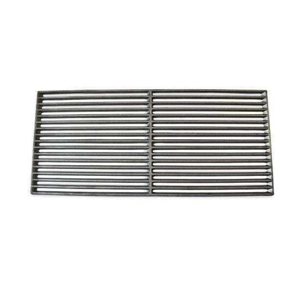 Решетка-гриль прямоугольной формы (718х323 мм) из качественного чугуна
