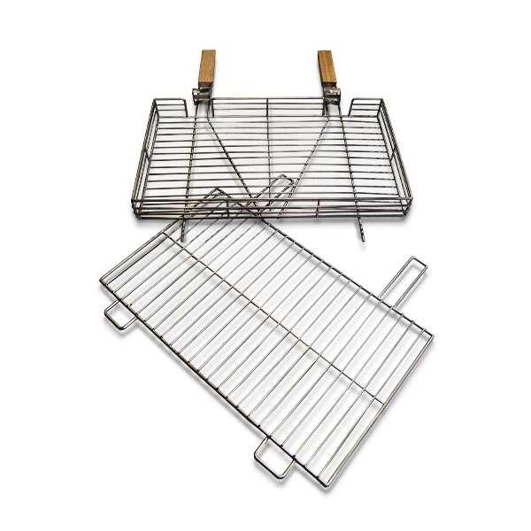 Решетка для мангала (610х500х55 мм)