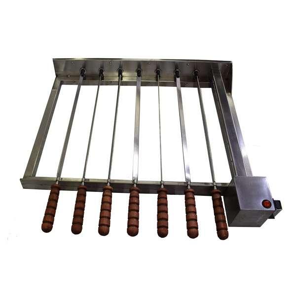 Мангал-рамка электрическая – 655х500х105 мм (или нужного размера под заказ)