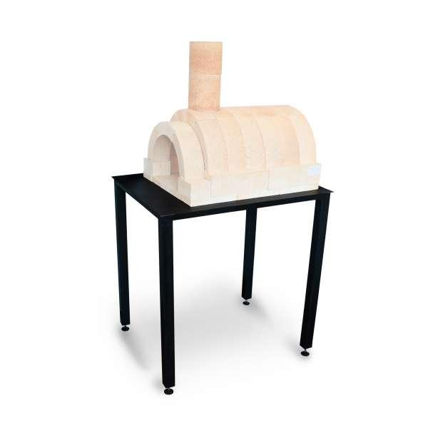 Стол-подставка для сборной печи