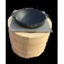 Плита для печи НЛЗ 505х505 мм