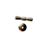 Ручка для поворотної засувки (латунь)
