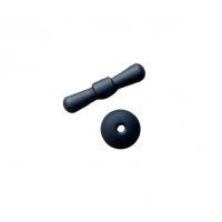 Ручка для поворотної засувки (сталь)