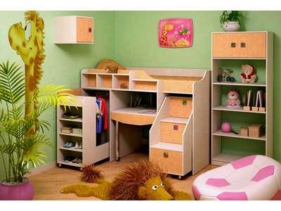 Детская комната. Интерьер
